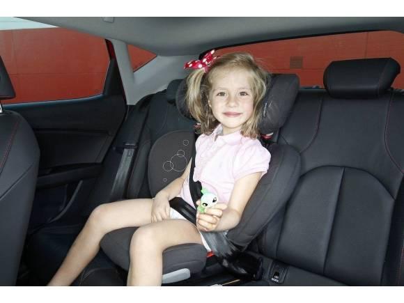 Las sillas infantiles para el coche de segunda mano pueden ser peligrosas