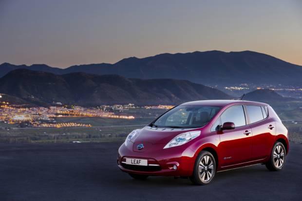 Las ventas de coches eléctricos van camino de récord
