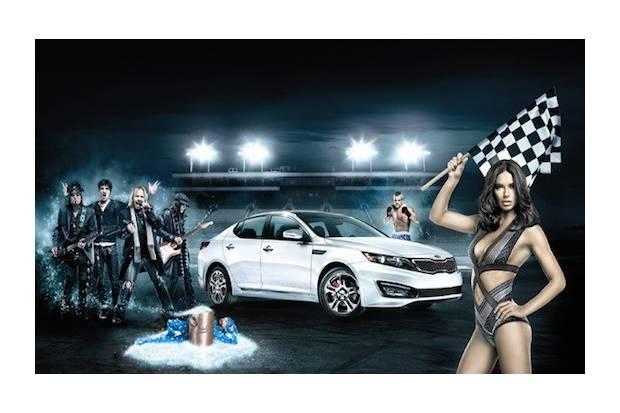Vídeos: Anuncios de coches en Super Bowl 2012