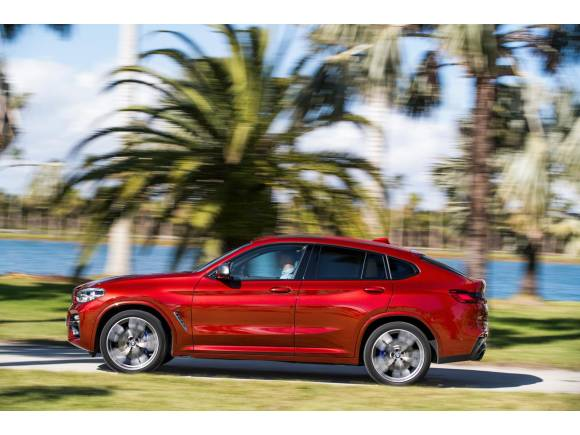 Nuevo BMW X4, llega la segunda generación