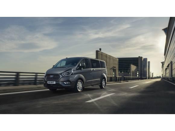 Ford Tourneo Custom  PHEV: nueva versión híbrida enchufable