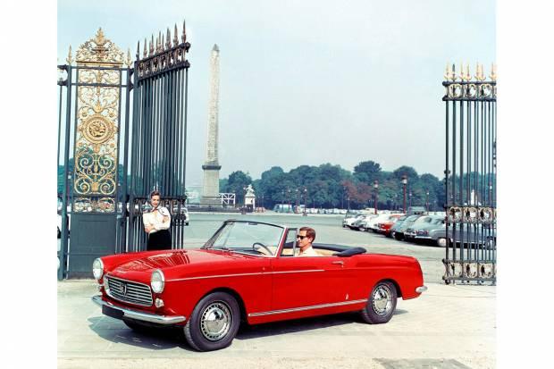 La historia de las siglas CC de Peugeot