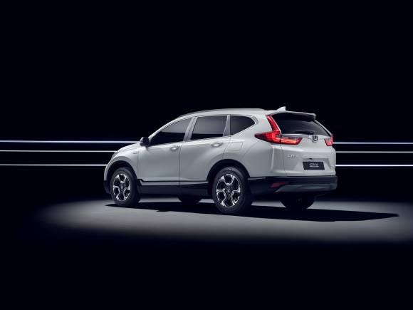 El nuevo Honda CR-V cambia el diésel por un híbrido