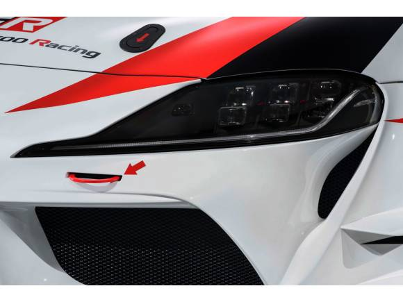 Vuelve el Toyota Supra, aunque primero en Gran Turismo Sport