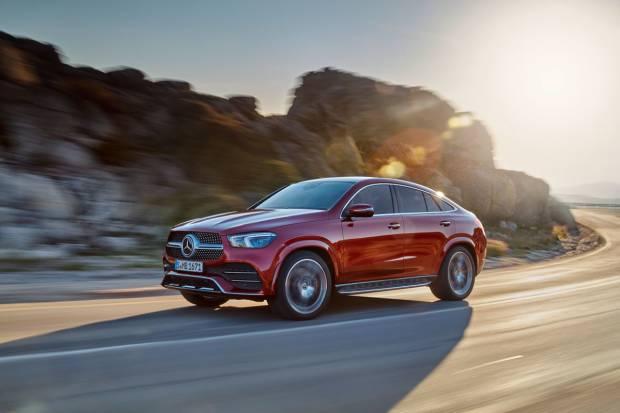 Nuevo Mercedes GLE Coupé: llega en mayo desde 86.850 euros