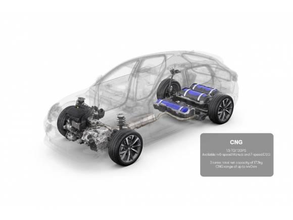 El nuevo Seat León TGI, ya en producción: la marca mantiene su apuesta por el gas
