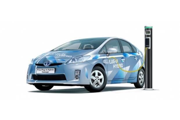 Toyota Prius Plug-in, perfeccionando el juguete