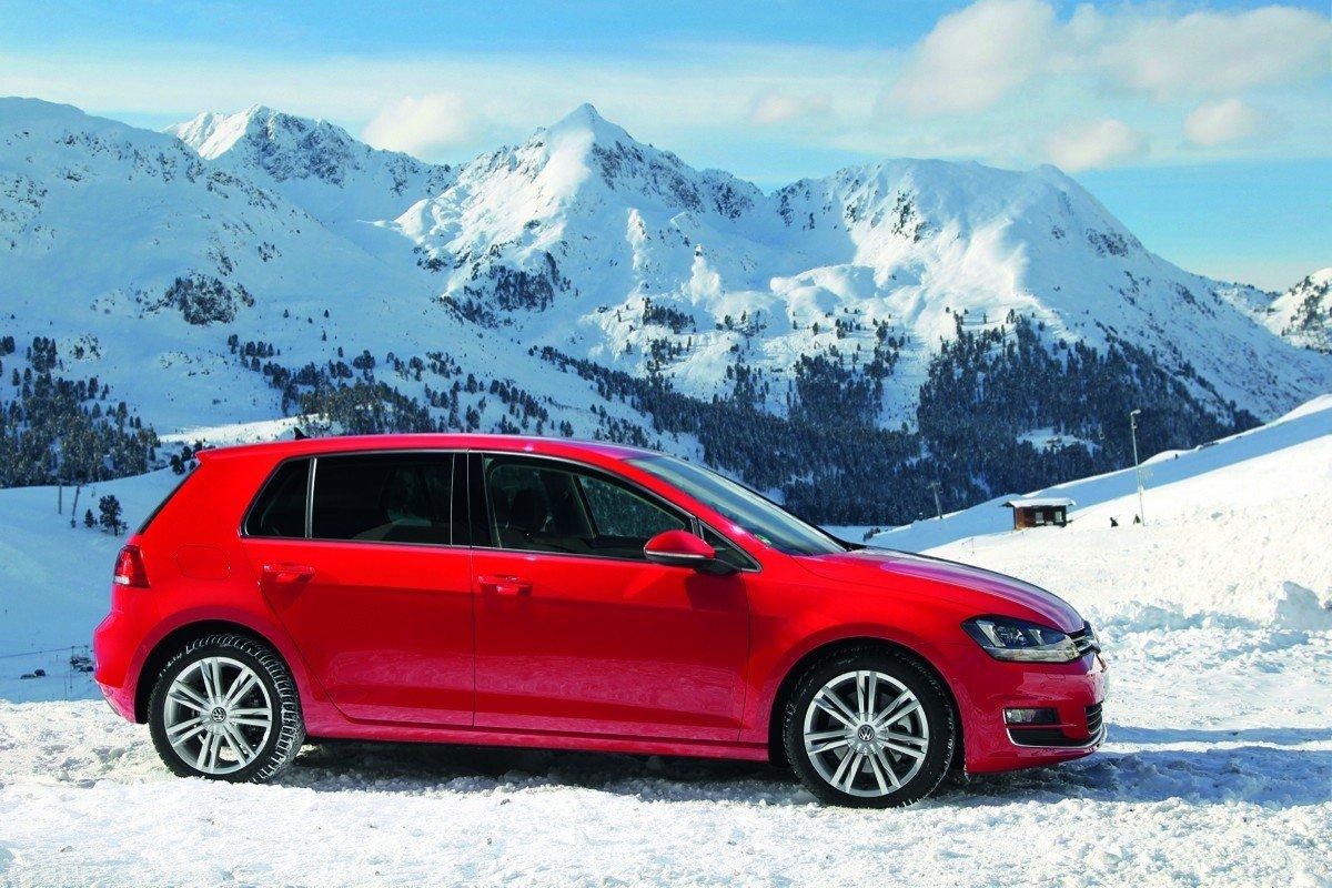 Volkswagen Golf 4Motion 2013