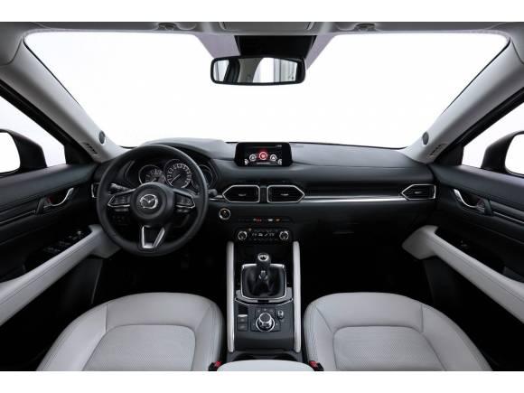 Prueba: nuevo Mazda CX-5 ¿Cuál compro?