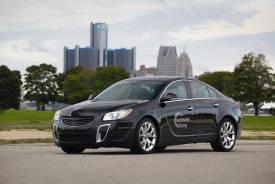 GM y Opel presentan sus coches de conducción autónoma en el ITS