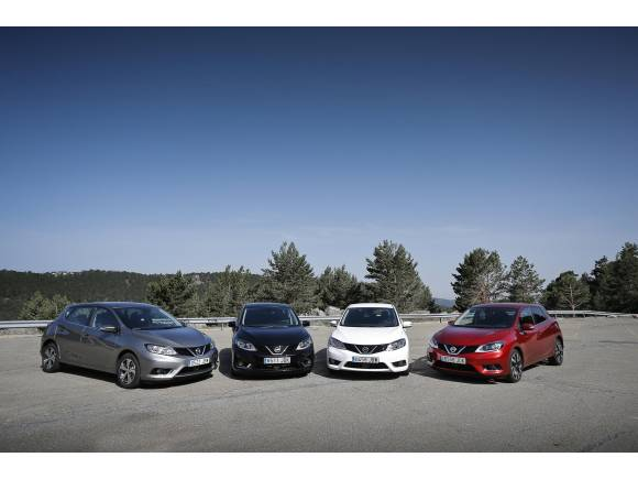 Nuevo Nissan Pulsar 2016: desde 12.900 euros