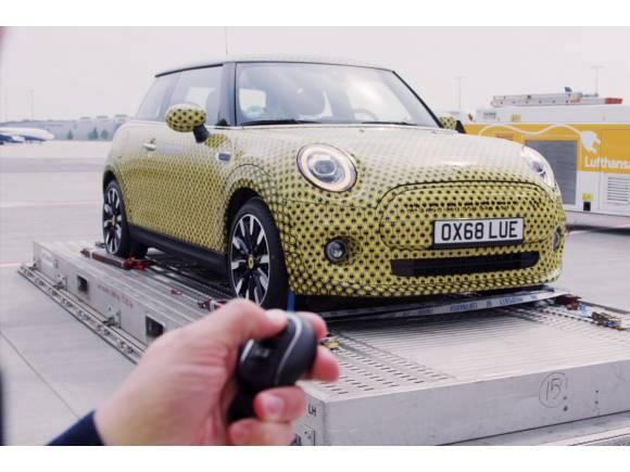 Primeras imágenes en vídeo del Mini eléctrico