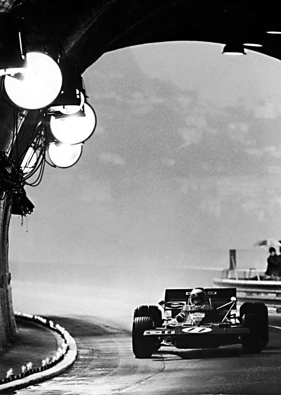 Stewart Tyrrell Mónaco 1971