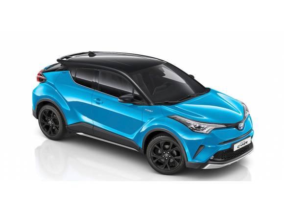 Toyota C-HR 2019, mejoras y nueva homologación WLTP