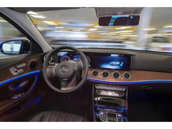 Bosch y Daimler homologan el primer aparcamiento sin conductor y sin supervisión humana