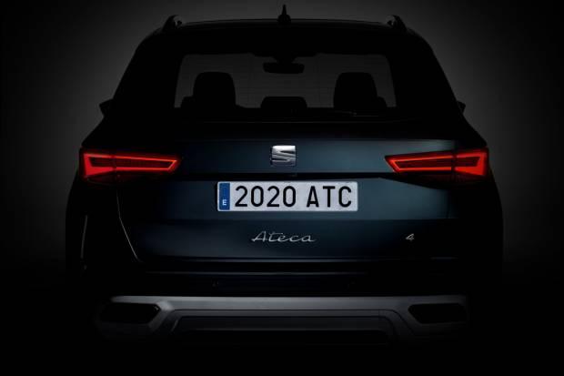 Nuevo SEAT Ateca: primeros datos del SUV que se presenta el 15 de junio