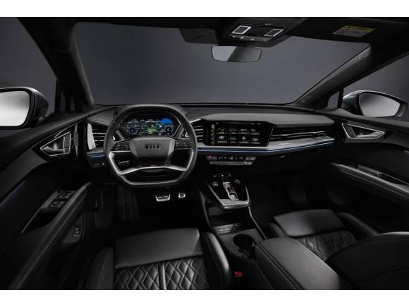 Audi Q4 e-tron y Audi Q4 e-tron Sportback: SUV de vanguardia