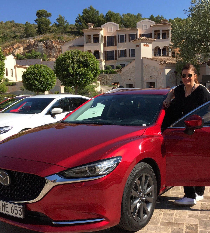 Prueba Mazda 6