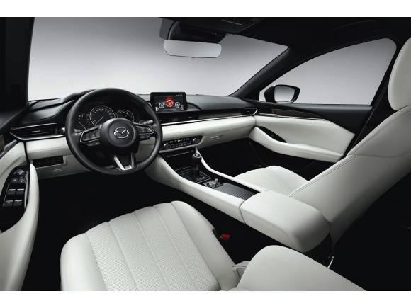 Prueba nuevo Mazda 6 2018: Territorio Premium