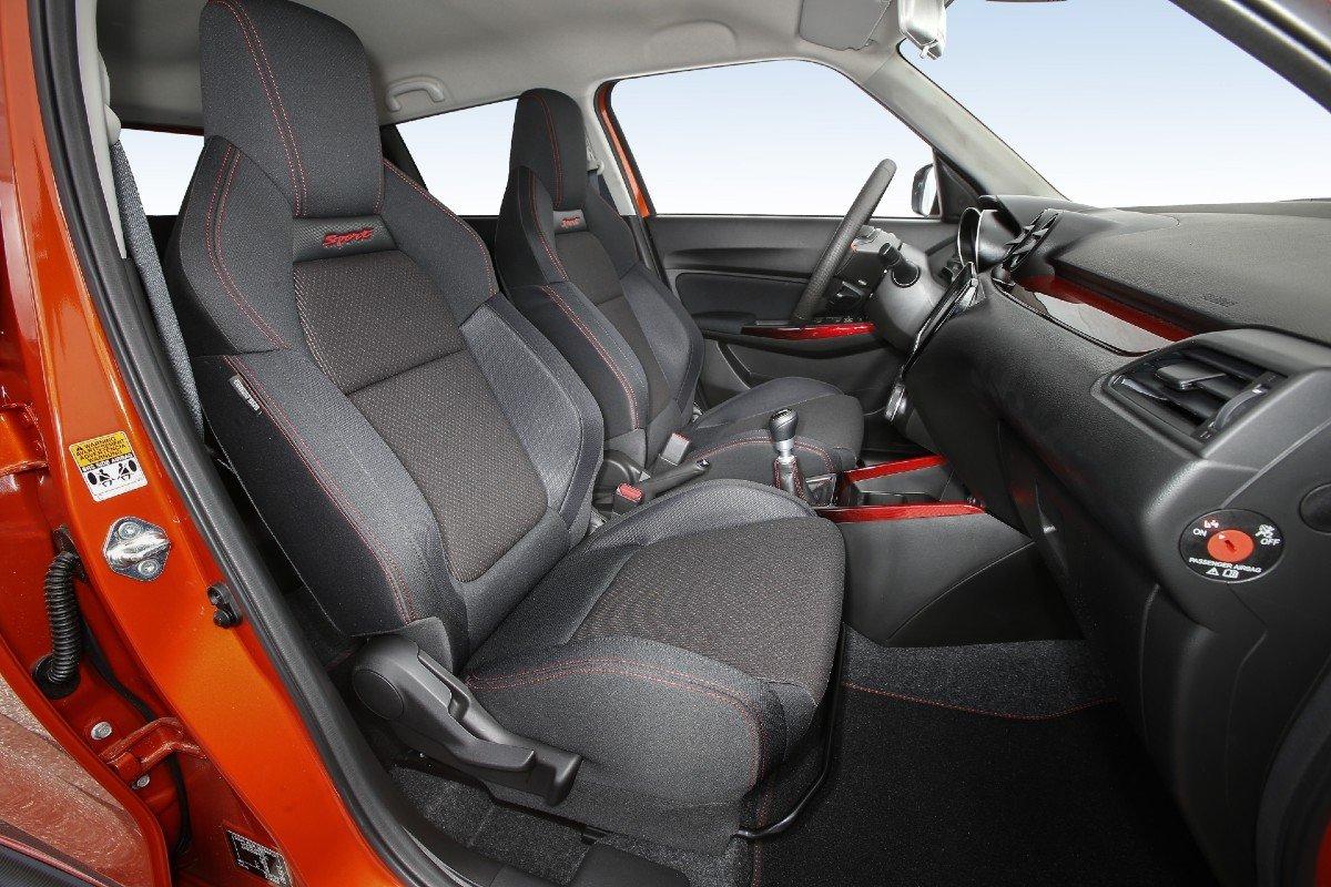 Nuevo Suzuki Swift Sport 2020