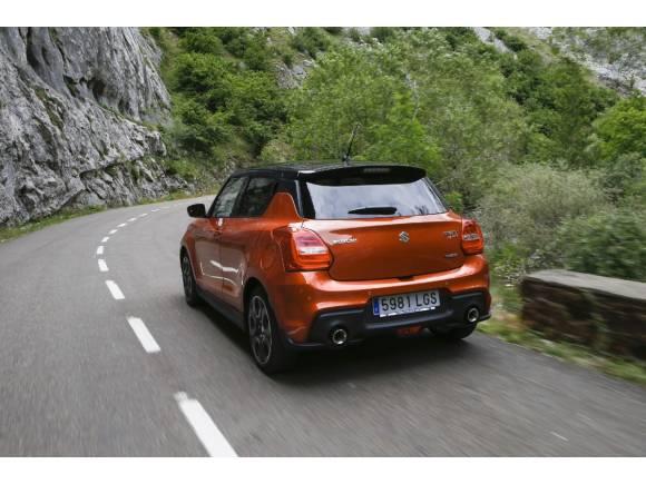 Nuevo Suzuki Swift Sport Hybrid 2020: precio, equipamiento,...