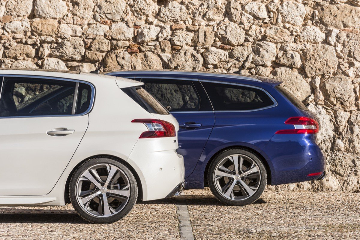 Prueba Nuevo Peugeot 308 Gt Deportivo Para Todos Los D 237 As