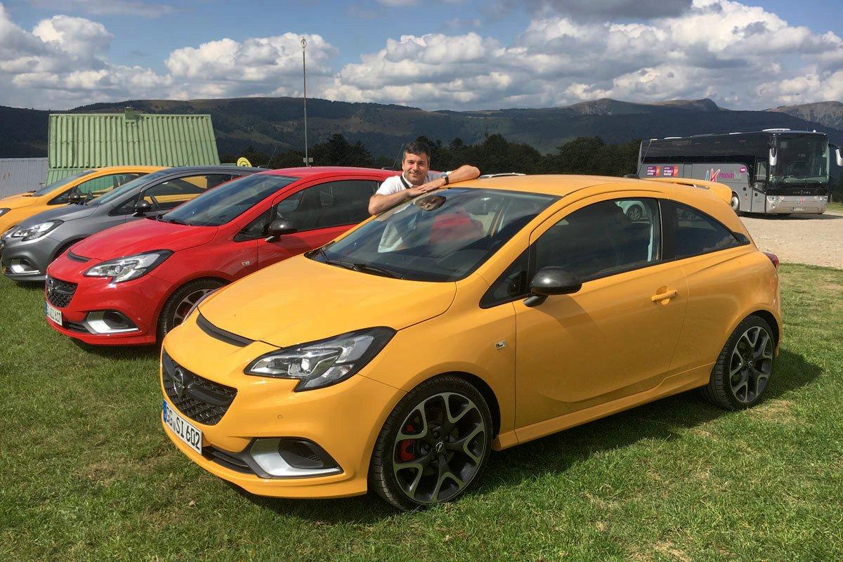 Prueba Opel Corsa GSI