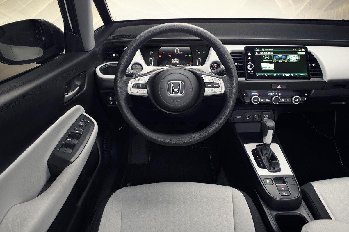Nuevo Honda Jazz 2020