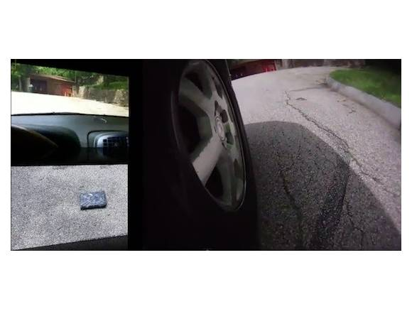 Vídeo: Aplasta tu iPad con tu coche sin miedo a que se rompa