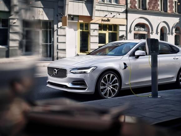 El primer coche eléctrico de Volvo llegará en 2019