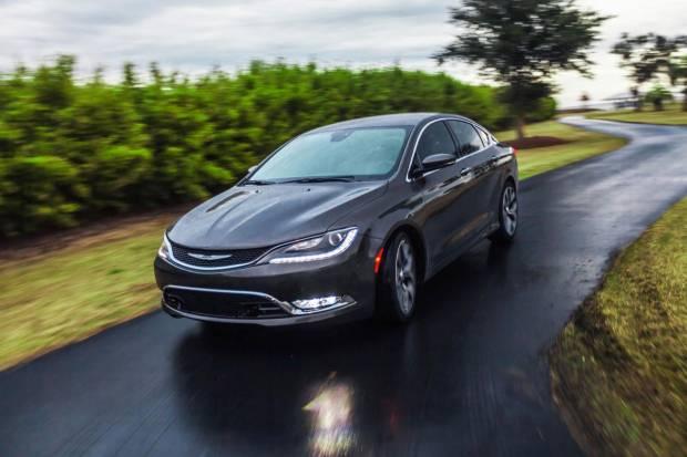 Nuevo Chrysler 200, solo para América