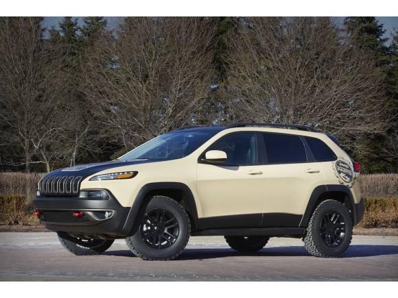 Jeep presenta 7 espectaculares preparaciones
