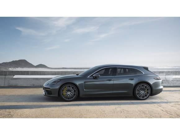 """Porsche Panamera y Panamera Sport Turismo: más """"nueveonce"""" que nunca"""
