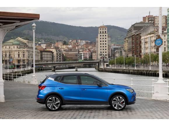 Prueba SEAT Arona: opinión, interior y precio
