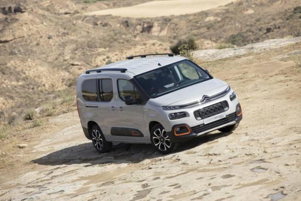 El Citroën Berlingo ya tiene camper gracias a Tinkervan