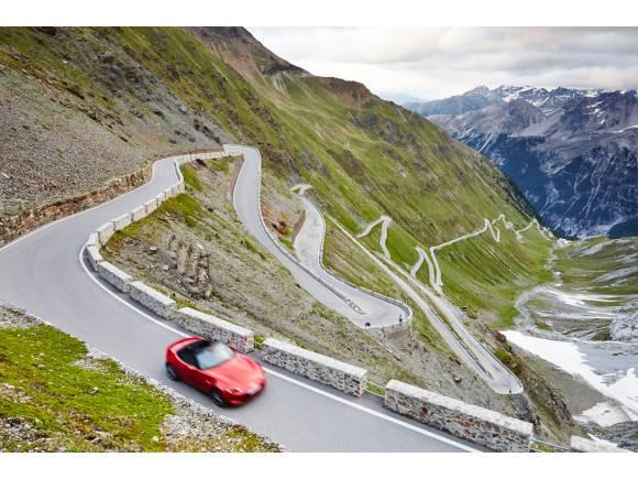 Lista de los tramos más peligrosos de las carreteras españolas 2016
