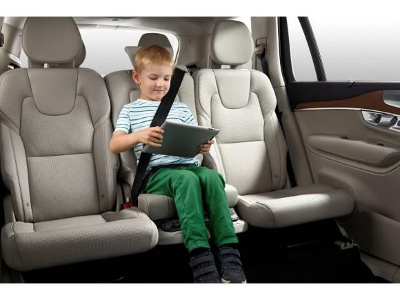 ¿Cómo socorrer a un niño en caso de accidente de tráfico?