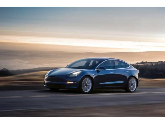 El Tesla Model 3, el coche que menos se devalúa en el mercado de segunda mano