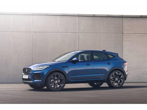 El Jaguar E-Pace se renueva: los motores ecológicos, los grandes protagonistas