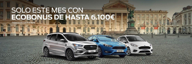 Ford Ecobonus oferta