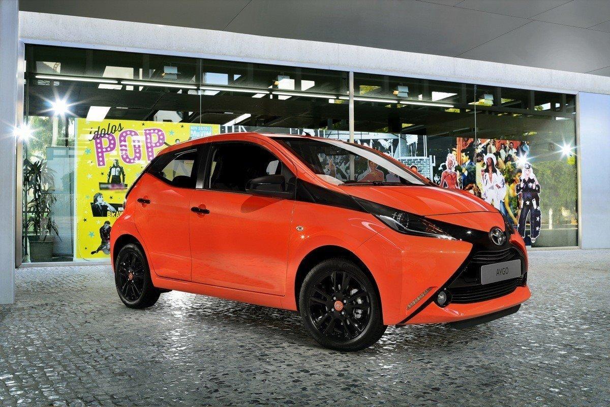 Toyota Aygo oferta