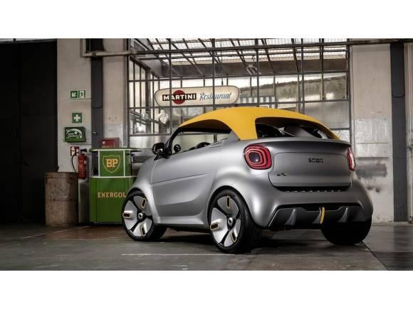 smart forease+, creando un roadster eléctrico