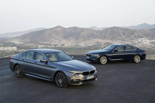 Precios del nuevo BMW Serie 5