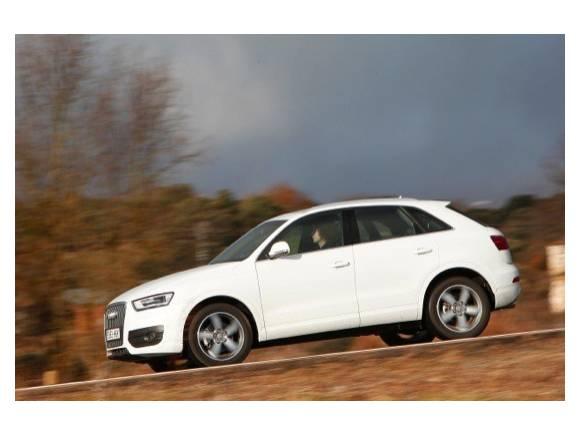 Prueba 10: Audi Q3 2.0 TDI quattro S tronic