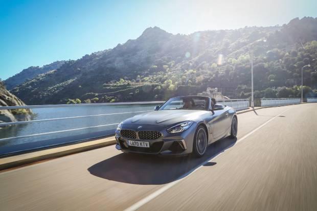 Primera prueba del nuevo BMW Z4 2019: Datos, precios y video