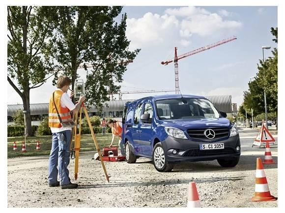 Prueba Mercedes Citan: robusto como un vikingo, ADN de mercader