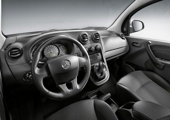 Interior Mercedes Citan