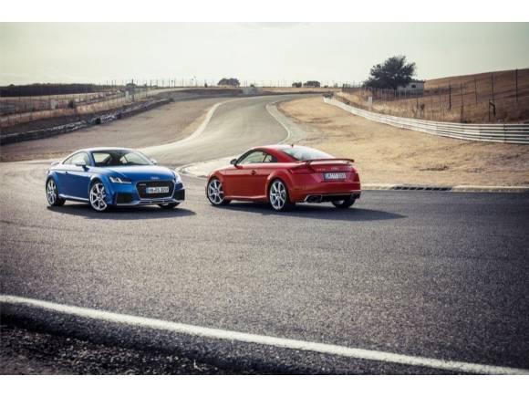 Vídeo: prueba en el Jarama del Audi TT RS