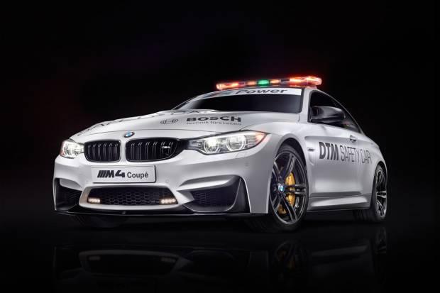 En Nürburgring se estrena el nuevo BMW M4 DTM