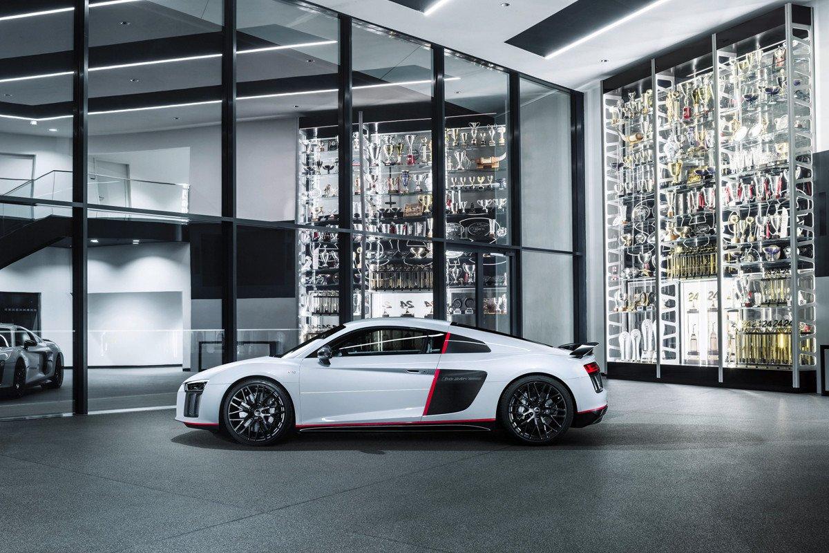 Audi R8 LMS selection 24h